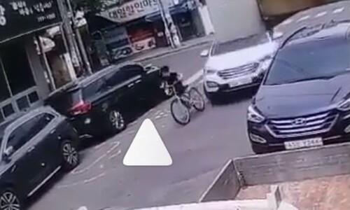 경주 어린이보호구역서 9살 초등생 자전거 추돌…고의성 논란