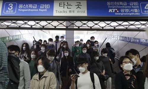 지방정부 건너뛴 '대중교통 마스크 착용' 발표