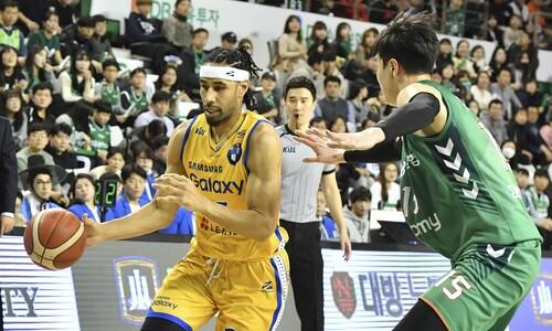 남자 프로농구에 일본 선수 뛴다