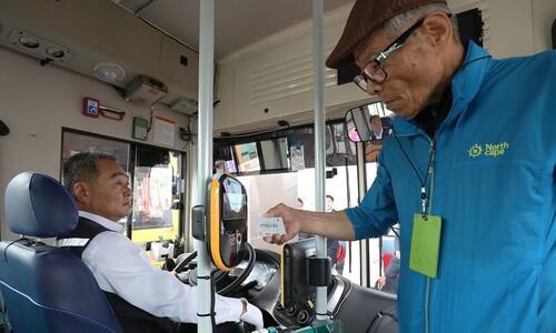 충남 '어르신 무료 버스' 열달 만에 985만회 이용
