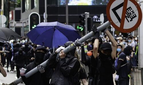 미 · 중 '극한 대결'이 되레 홍콩보안법을 불렀다