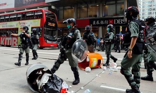 """중, 더 세진 '홍콩보안법' 28일 표결…트럼프 """"이번주 안 조치"""""""