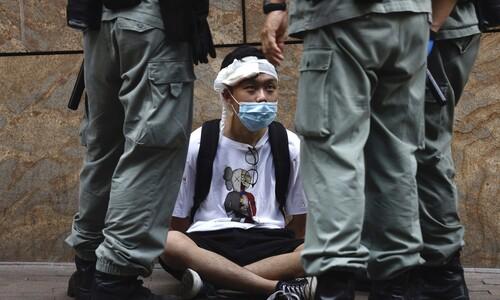 """북 외무성 """"홍콩 보안법은 합법…중국 조치 전적 지지"""""""