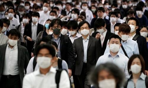 일본, 코로나19 신규 확진자 45명…누적 1만7천589명