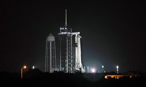 이번엔 성공할까…스페이스X 첫 유인 우주비행 재시도