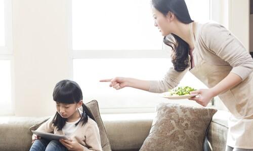 아이와 관계 회복하기