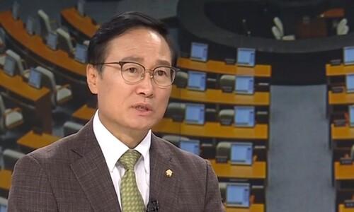 """홍영표, 이낙연에 견제구 """"대선후보가 당권까지? 부작용 우려"""""""