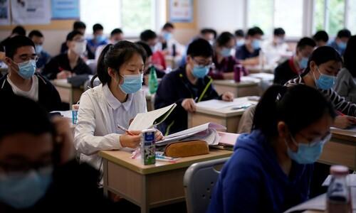 중국 초등학교 경비원이 흉기 휘둘러 학생·교직원 39명 다쳐