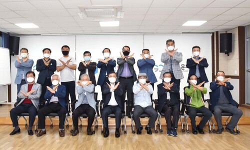 """접경지역 김포 주민들 """"대북전단 처벌법 만들어달라"""""""