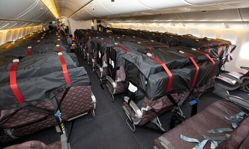 대한항공, 매출 44% 줄었지만 화물 덕에 흑자전환