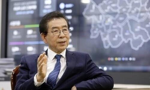 서울시 젠더특보가 고소 당일 박원순 시장에 피소 알렸다