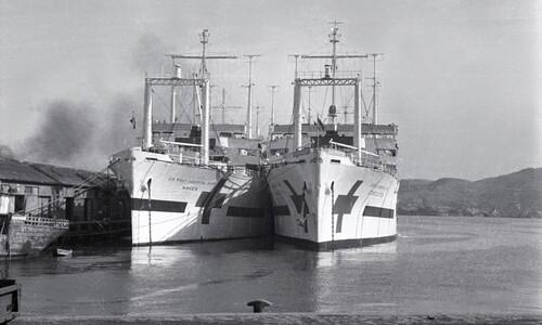 한국전쟁 중 미국이 제공한 병원선