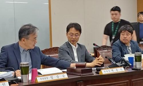 7, 9일 두 차례 전체회의서 내년 최저임금 심의 본격화