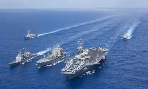 홍콩·남중국해·대만…'홍콩보안법' 이후 미-중 군사적 긴장 확대