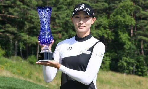 김민선, 3년 3개월 만에 우승