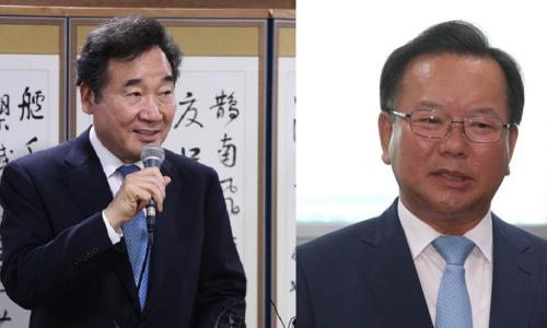 민주당 차기 당권, '이낙연 대 김부겸' 대선주자 양자대결로