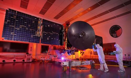 7월, 화성으로 '트리플 발사'