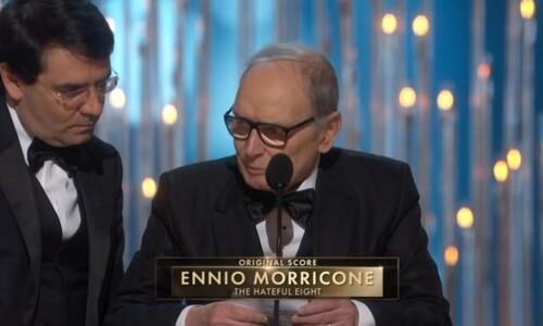 '영화음악의 거장' 엔니오 모리코네, '시네마 천국'으로 떠나다
