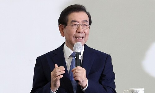 """""""직업이 서울시장""""인 박원순 간담회…'내심' 담겼던 말말말"""