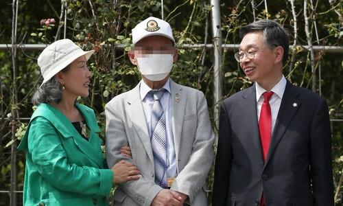 """법원 """"김정은·북한은 강제노역 국군포로에게 손해배상 하라"""""""
