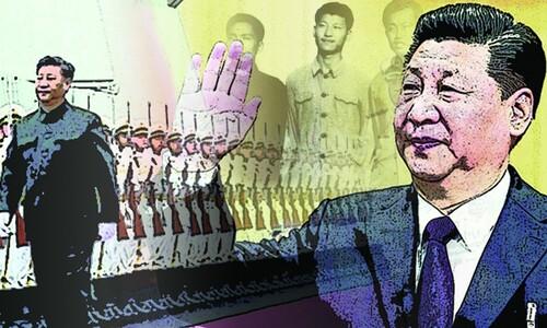 [시진핑시대] 황제의 불안, 두려움의 정치 / 박민희