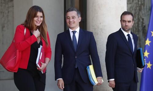 성폭행 피의자가 프랑스 새 내무장관…사퇴요구 비등