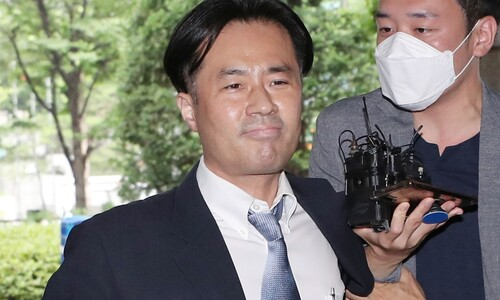 '손석희 공갈 미수' 프리랜서 기자 김웅, 징역 6개월…법정구속