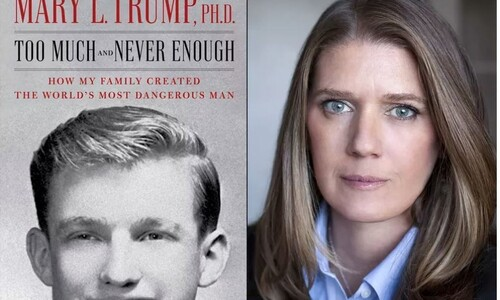 조카가 밝힌 트럼프와 관련한 5가지 비밀