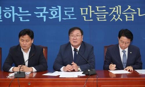 """민주당 '한미훈련 연기론' 제기…""""남북관계 돌파구로"""""""