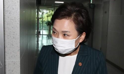 """여권서도 김현미 경질론…이낙연 """"정책 잘못 있었다"""""""