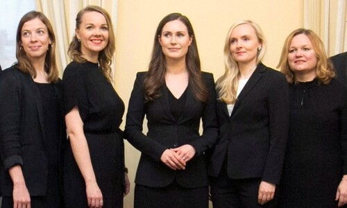 코로나 멈춰세운 핀란드 여성 리더십