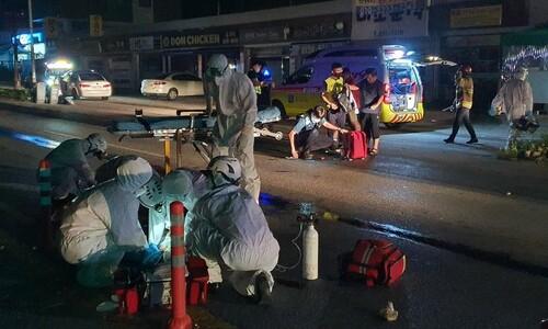 마라톤 참가자 3명 목숨 앗아간 음주운전 30대 구속