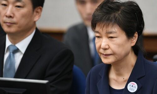 박근혜 파기환송심서 징역 30년→20년 줄었다