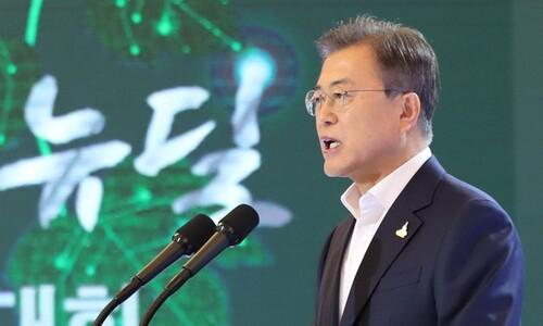 """""""한국판 뉴딜, 임기내 68조 투입해 89만 일자리 창출"""""""