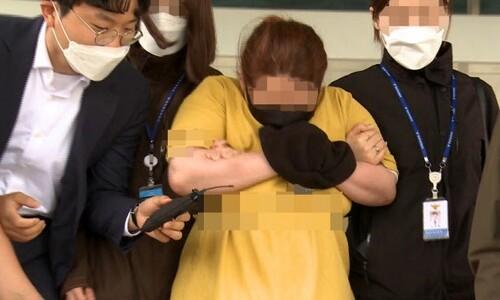 아이 '여행 가방' 가둬 숨지게 한 40대, 동생도 학대했다