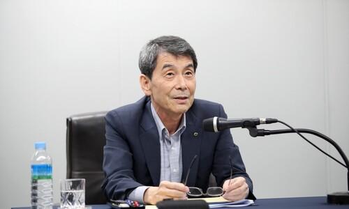 """이동걸 산은 회장 """"아시아나 인수 무산때 현산에 모든 잘못"""""""