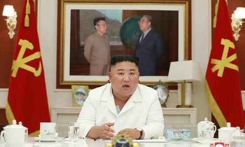 김정은, 황북 수해현장 시찰…전쟁용 예비양곡 풀어 공급