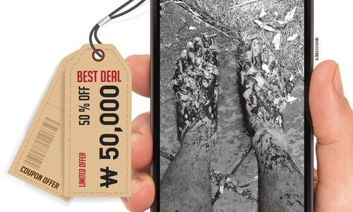 개똥 치우기, 최악의 연못 청소…앱으로 '불쾌 노동' 간편 주문!