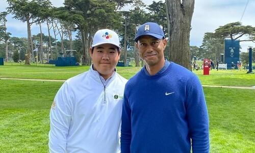 김주형, PGA챔피언십 이븐파