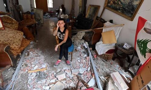 아수라장 된 집…망연자실