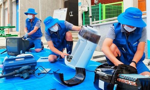 삼성, 호우 피해에 30억원 기부