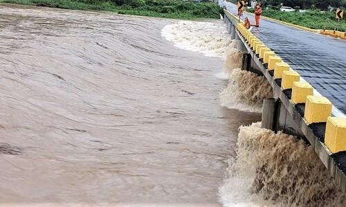 경남서 폭우로 8일 하루새 1명 사망, 1명 실종