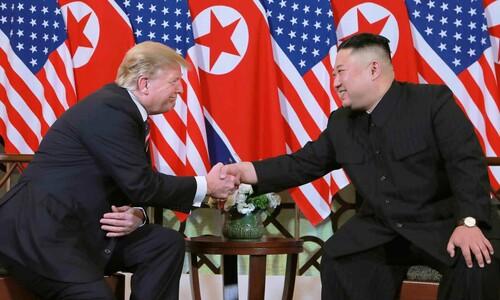 """""""북미, 양측에 연락사무소 설치 방안 모색"""""""