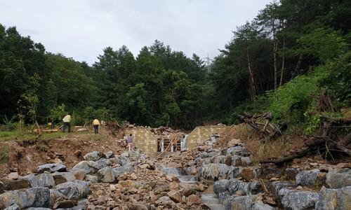 용담댐 방류…충북 영동·옥천, 충남 금산 주민 800여명 대피