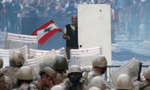 레바논 '정권퇴진' 시위 유혈충돌…총리, 조기총선 제안