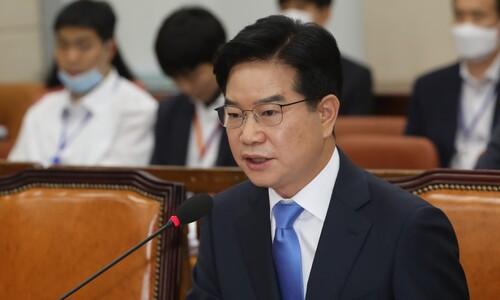 """경찰청장 """"수사권 조정 시행령, 법의 정신에 반해"""" 반발"""