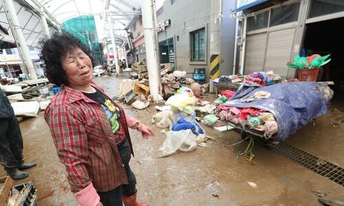 최악의 '물난리 고통' 앞에 두고 '4대강' 불붙는 정치권