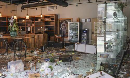 미 시카고 최대 번화가서 대규모 폭동·약탈…경찰과 총격전도