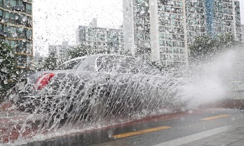 중부지방 돌풍에 천둥·번개 동반한 폭우, 이번엔 맞을까