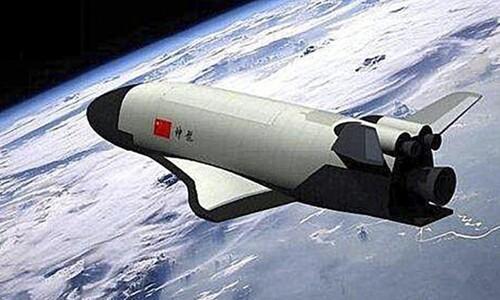중국, 이번엔 우주왕복선에 도전했다